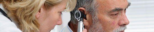 Ear check