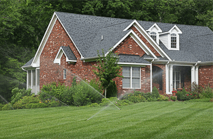 Residential  Sprinkler Service