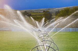 Commercial  Sprinkler Service