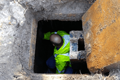 Septic System Inspection