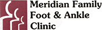 Meridian Family Foot & Ankle Clinic Logo