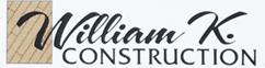 William K. Construction logo