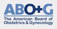The American Board of Obstetrics and Gynecology Logo