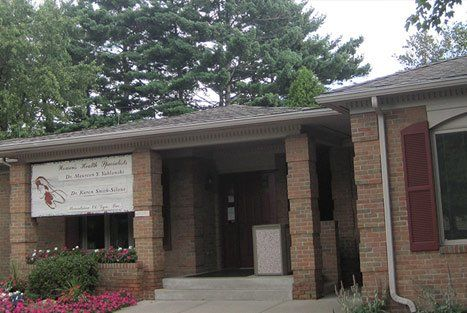 Moundview Obstetrics Gynecology building