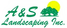 A & S Landscaping Inc. - LOGO