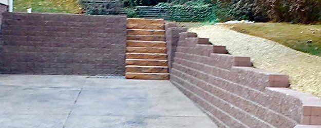 A Wide Variety Of Walkway And Patio Installation