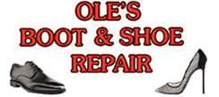 Ole's Boot & Shoe Repair - Logo