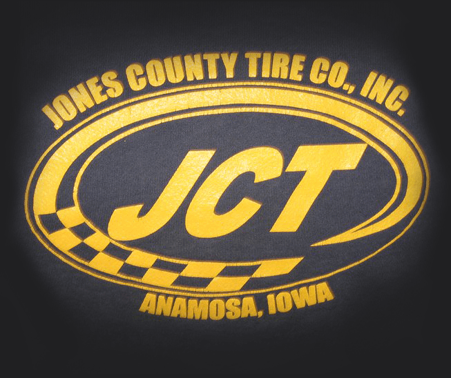 Jones County Tire - Logo