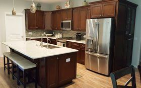 Gulf View Cabinets Kitchen Bathroom Clearwater FL - Wholesale kitchen cabinets st petersburg fl