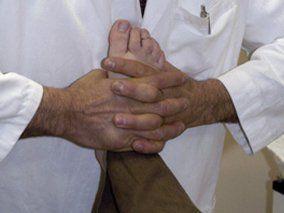 Podiatric care