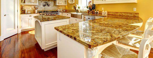 Charming Kitchen Countertops