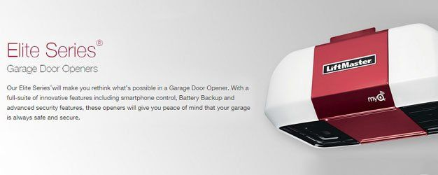 Elite Series Garage Door Openers