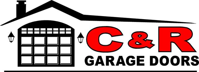 C & R Garage Doors -  logo