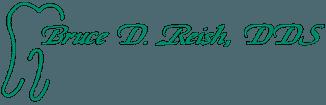 Bruce D. Reish, DDS - Logo