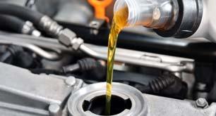 Oil replacing