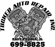 Tucker Auto Repair Inc. Logo