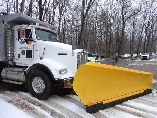 Snow plow accessories