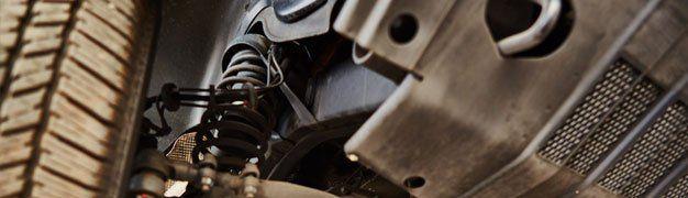 Auto suspension