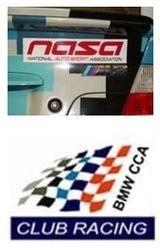 NASA and Club racing