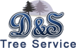 D&S Tree Service - Logo