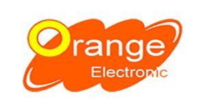 Orange electronic logo