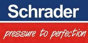 Schrander pressure to perfection logo