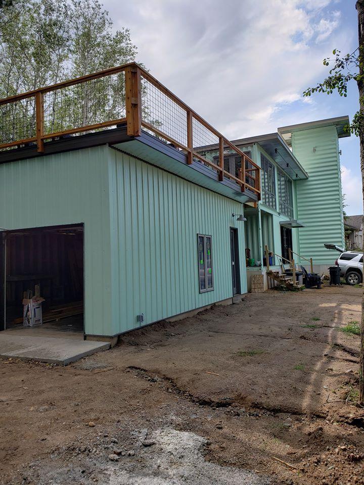 Heartland Exteriors Amp Garage Doors Llc Gallery Amery Wi
