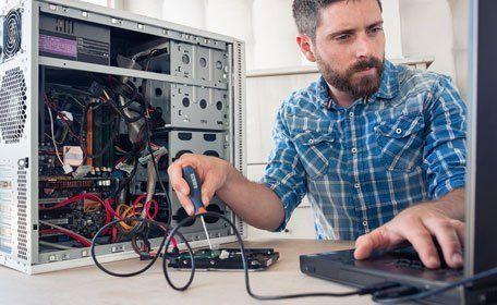Experienced computer repair