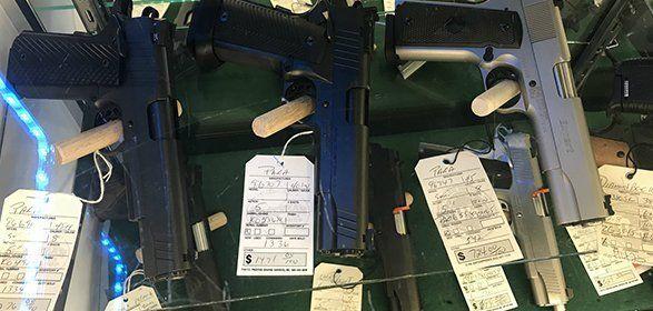 Gun Repairs | Gunsmith | Monroe, NY