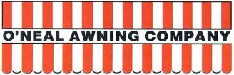 O'Neal Awning Company Logo