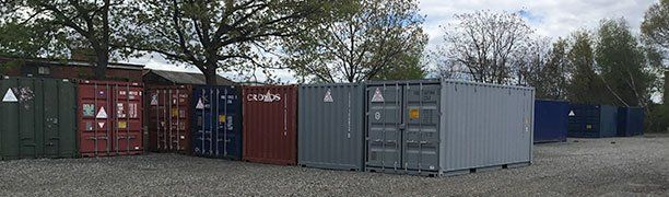 Mobile containers