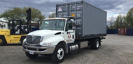 Aaa Mobile Warehousing Amp Self Storage Container Cranston