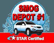 Smog Depot #1 - logo