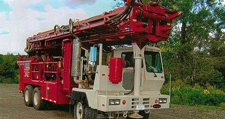 Well Drilling Service