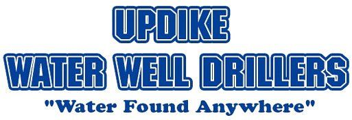 Updike Water Well Drillers - Logo