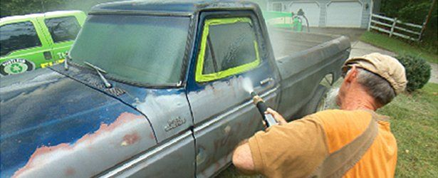 auto paint removal | auto rust removal | huffman, tx