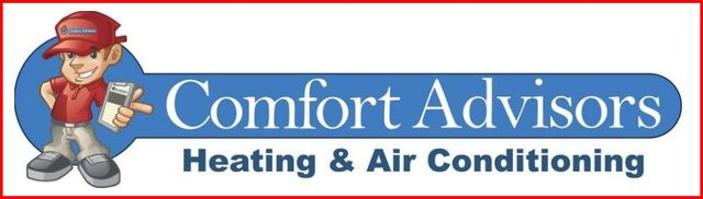 Comfort Advisers Heating & Air Conditioning - Logo