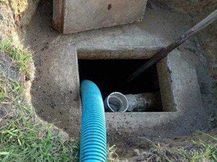 Septic System Cleaning