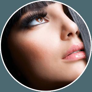 skin care area