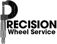 Precision Wheel Service - Logo