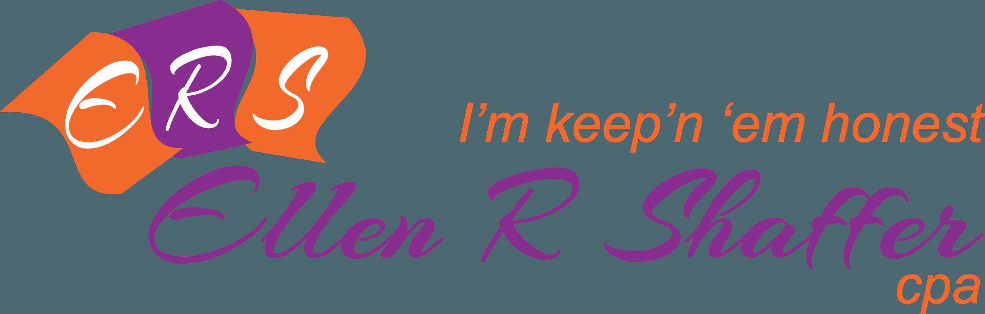 Ellen R Shaffer CPA, LLC - logo