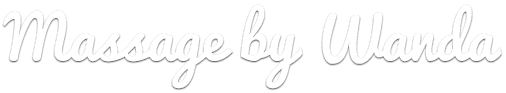 Massage by Wanda - logo