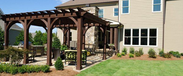 You Can Choose From Several Covers. Beautiful Patio Covers Can Be The First  Stage For Screen Rooms Or Enclosed Patios. It Also Helps Cut Down On Sun ...