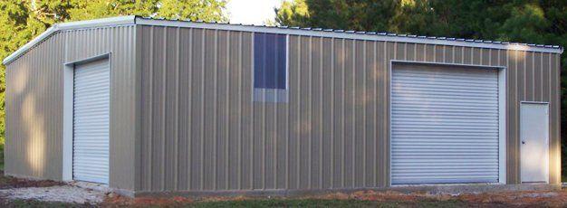 Prefabricated Buildings | Metal Buildings | Brookhaven, MS