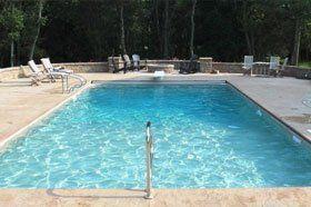 Hendrix Pool & Patio pool