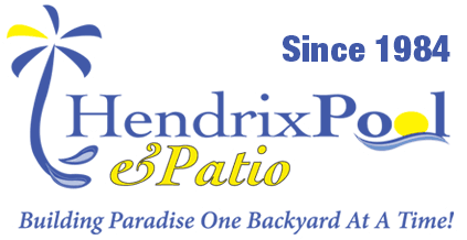 Hendrix Pool & Patio - Logo