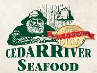 Cedar River Seafood - Logo
