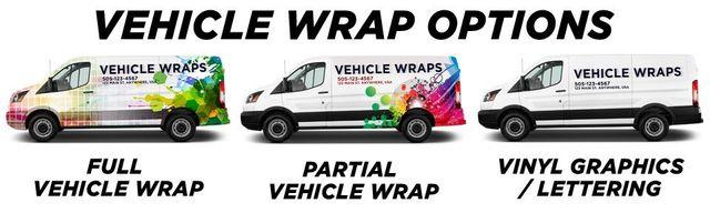 Southampton, PA - Vehicle, Car & Truck Wraps  Full & Partial