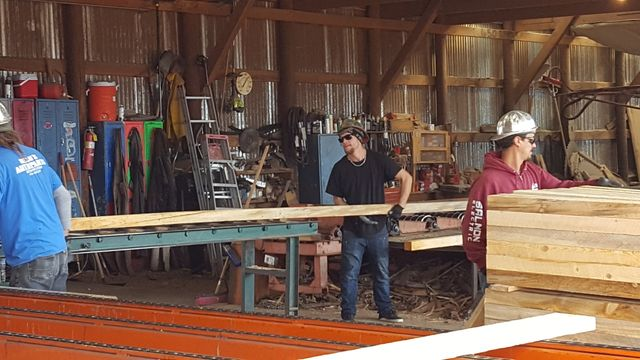 Sawmill | Custom Sawn Lumber | Beaver, UT