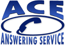 Ace Answering Service Logo